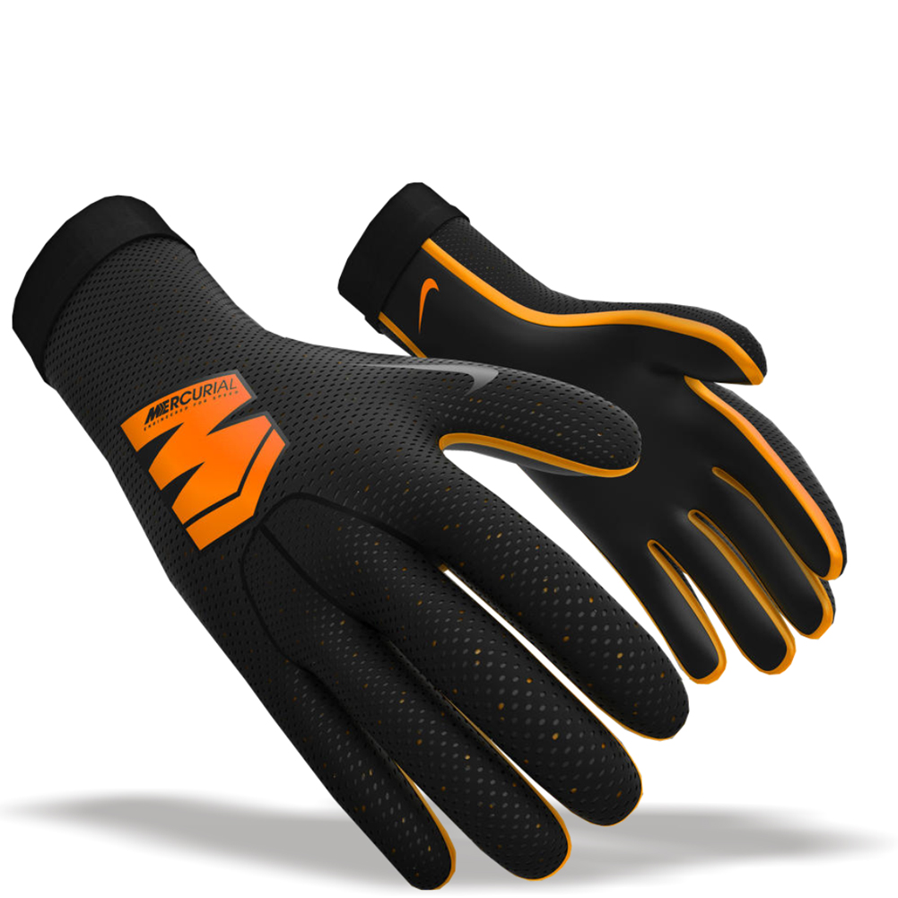 Nike Reimagines Goalkeeper Gloves - THE MERCURIAL TOUCH ...