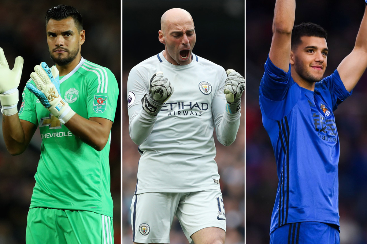 Argentina world cup keepers