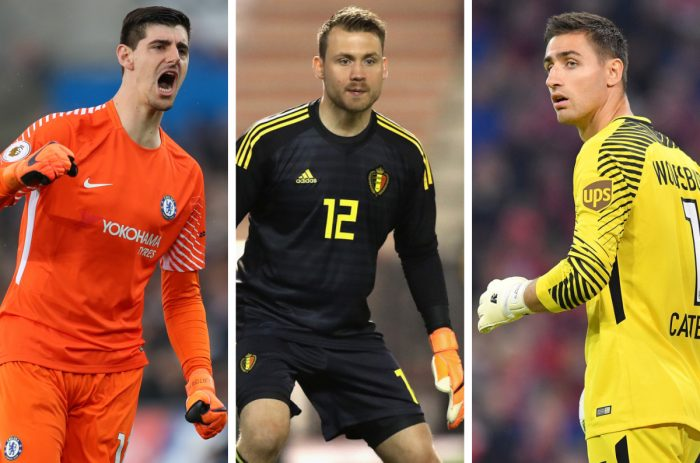bc1c87b4817 2018 FIFA World Cup Russia : Goalkeepers to watch this summer.