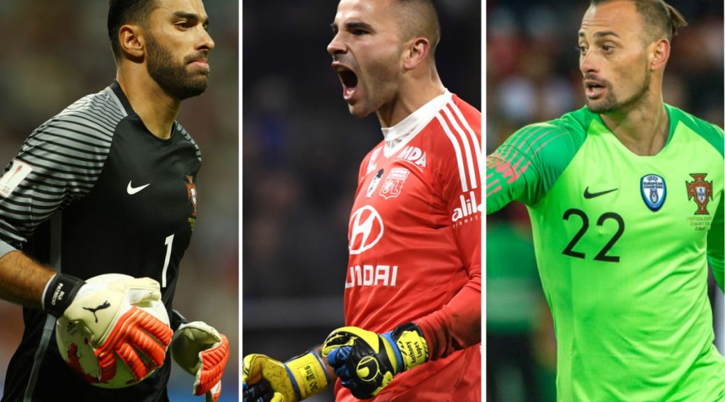 Portugal World cup goalkeepers