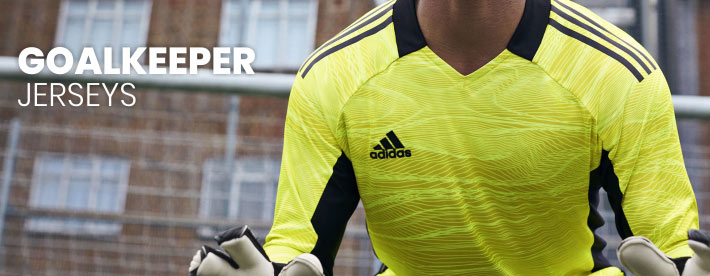 Goalkeeper Jerseys