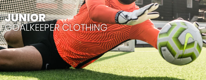 Junior Goalkeeper Clothing