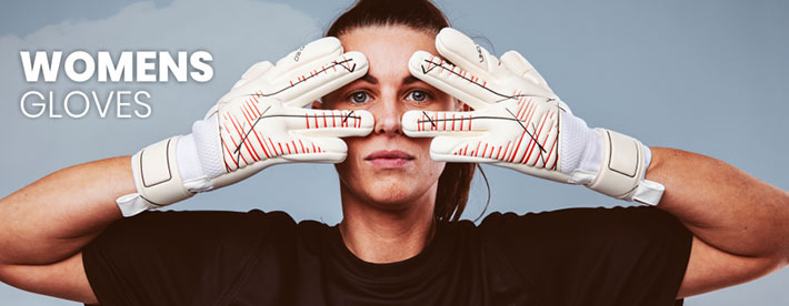 Womens Goalkeeper Gloves