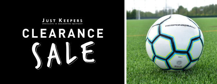 Goalkeeper Accessories SALE