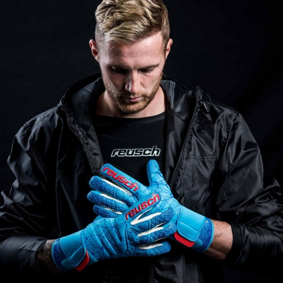 Reusch Pure Contact AX2 Goalkeeper Gloves