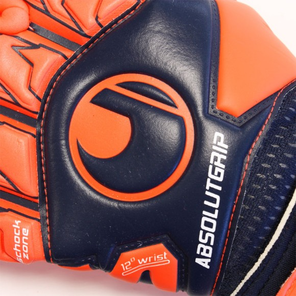 UHLSPORT NEXT LEVEL ABSOLUTGRIP FINGER SURROUND Goalkeeper Gloves