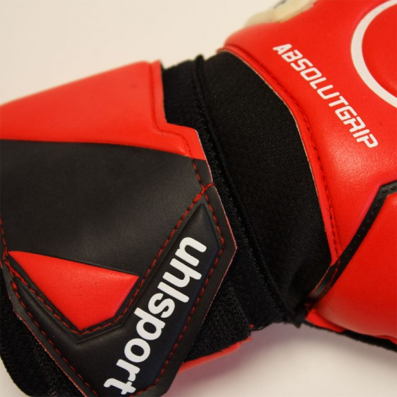 UHLSPORT ABSOLUTGRIP Goalkeeper Gloves
