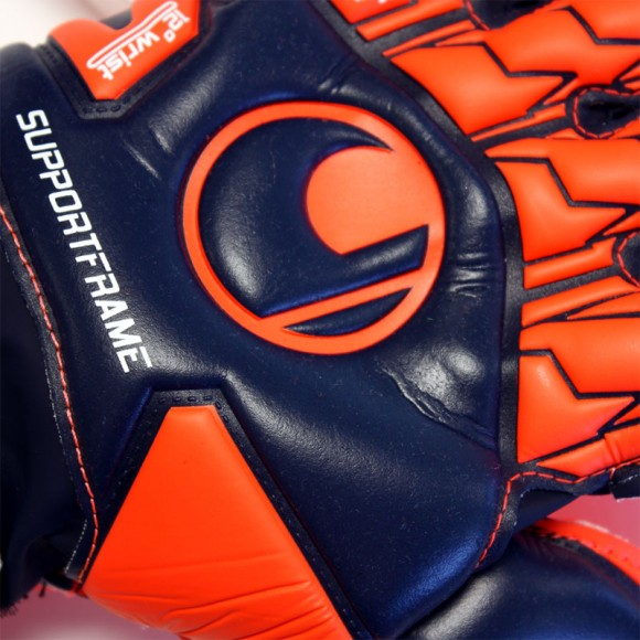 UHLSPORT NEXT LEVEL SOFT SUPPORTFRAME JUNIOR Goalkeeper Gloves