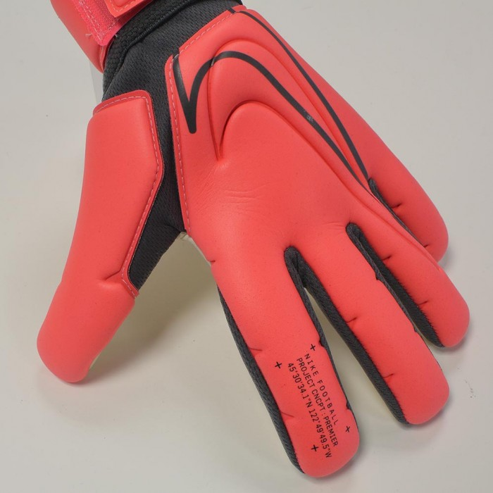 Nike Goalkeeper Premier RS PROMO Bright Mango Goalkeeper Gloves