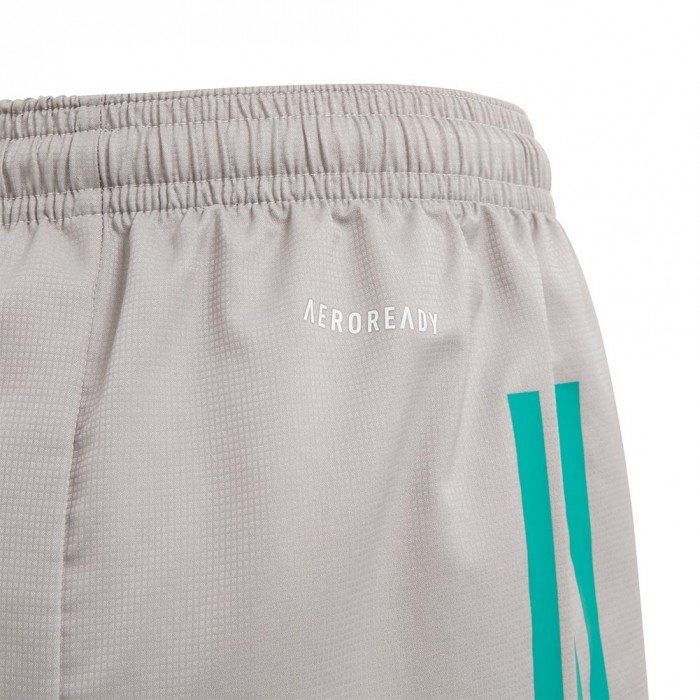 adidas CONDIVO 20 SHORT JUNIOR team mid grey/glory green
