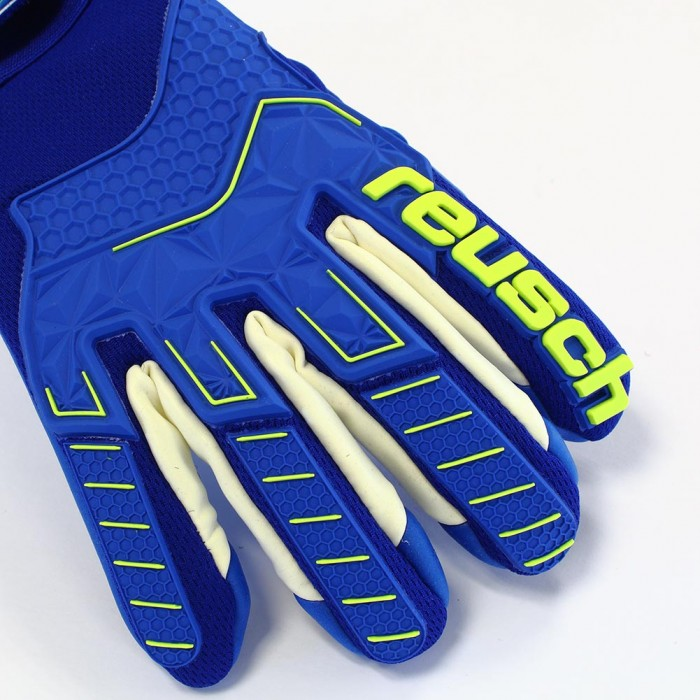 Reusch Attrakt Freegel S1 Finger Support Goalkeeper Gloves