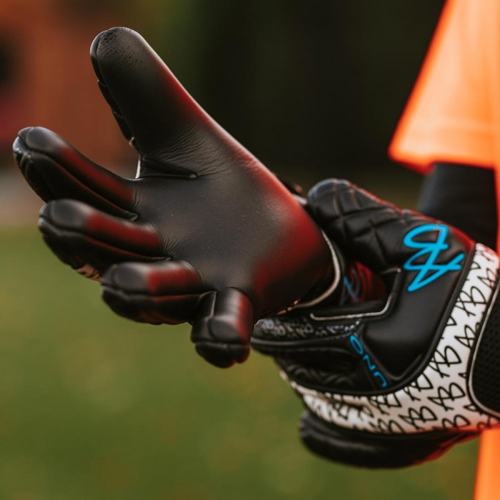 AB1 Impact UNO Finger Protect Negative PRO Junior Goalkeeper Gloves