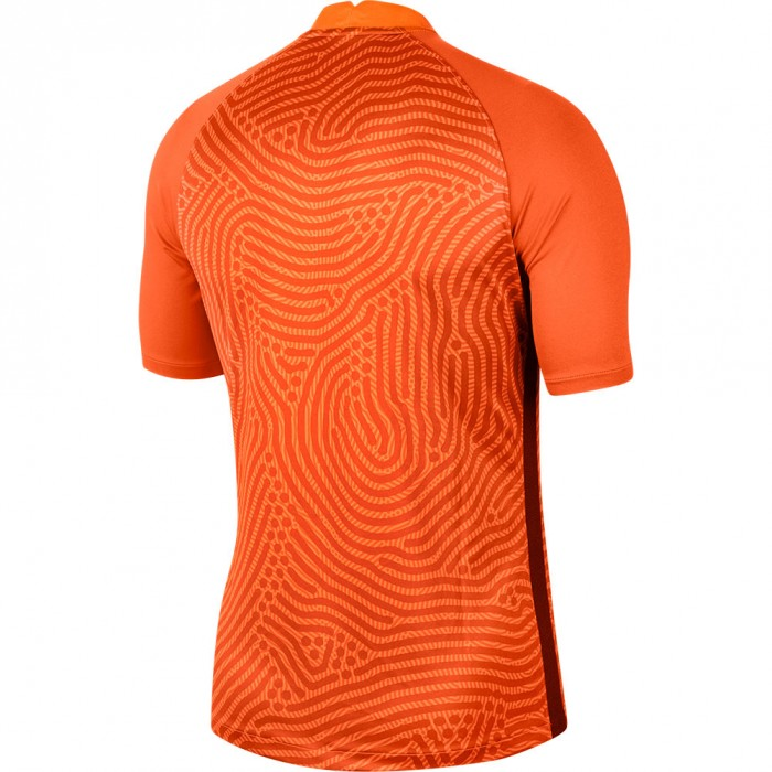 Nike GARDIEN GK Short Sleeve Jersey TOTAL ORANGE