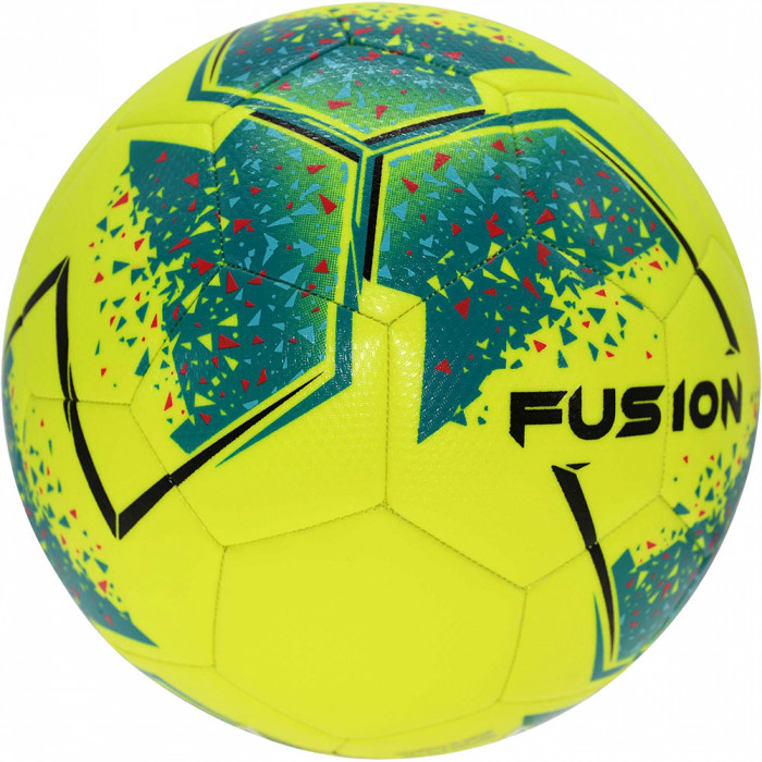 Precision Fusion IMS Football Fluo Yellow