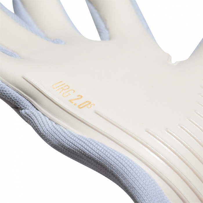 adidas X GL PRO JUNIOR Goalkeeper Gloves White/Gold/Silver