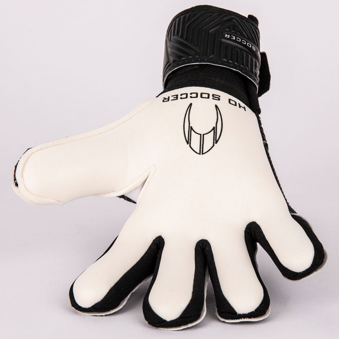 HO Soccer Clone Phenomenon Negative Blackout Junior Goalkeeper Gloves