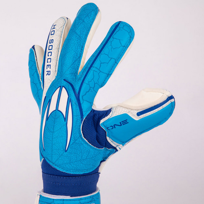 HO Soccer ONE Negative Junior Goalkeeper Gloves