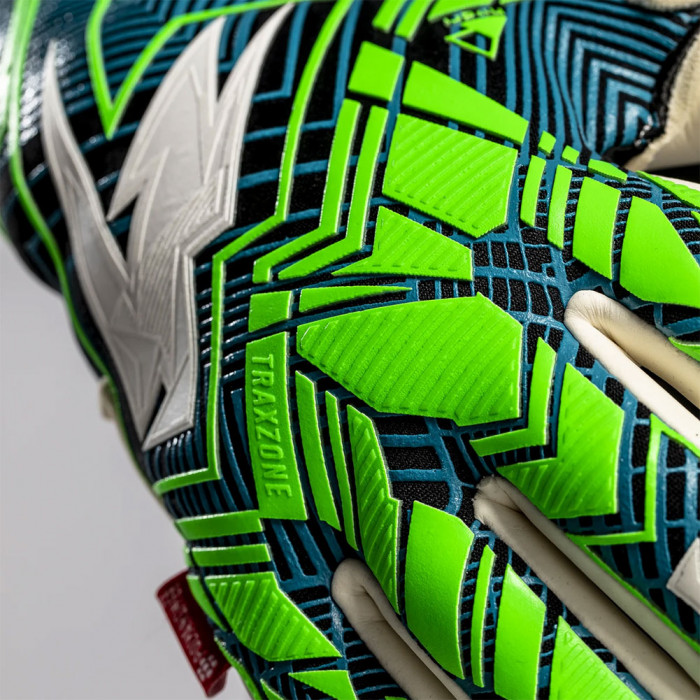 Kaliaaer PWRLITE FUSION JUNIOR Goalkeeper Gloves green