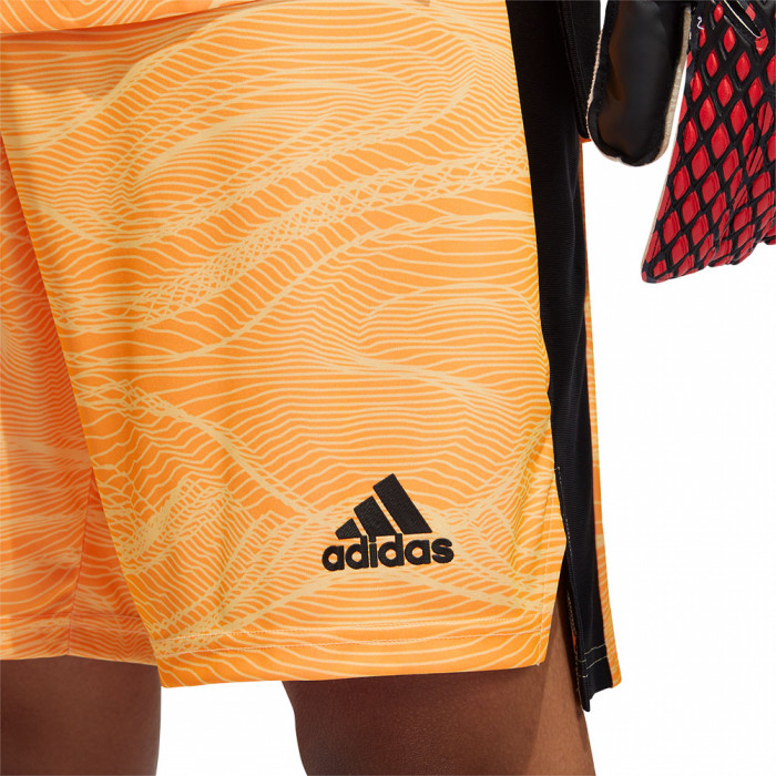 GJ7689 adidas CONDIVO 21 GOALKEEPER SHORT acid orange