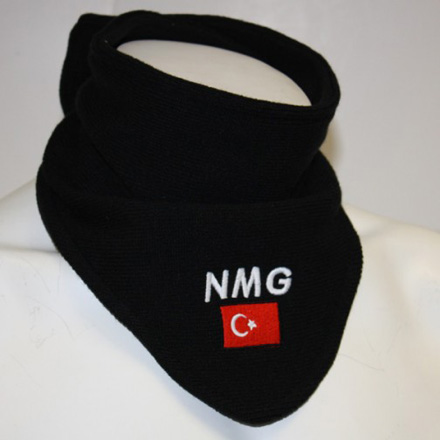 Keeper ID Bandit Face/Neck Warmer -Shown With Optional Personalisation