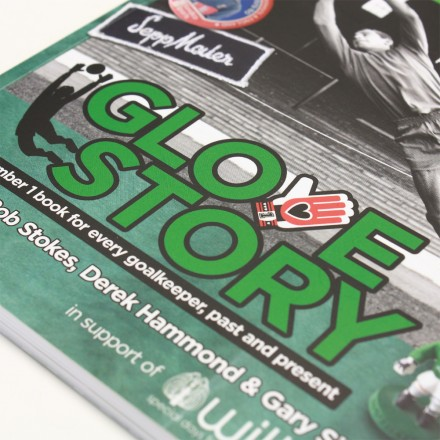 The Glove Story Book  Goalkeeper Book