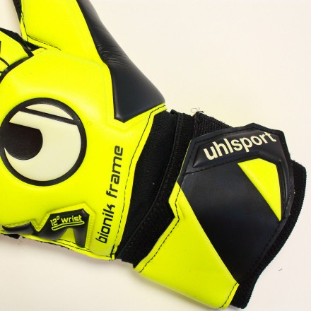 UHLSPORT SUPERSOFT BIONIK Goalkeeper Gloves