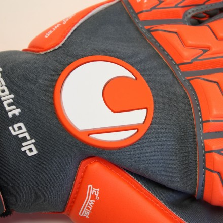 UHLSPORT AERORED ABSOLUTGRIP RELFEX Goalkeeper Gloves