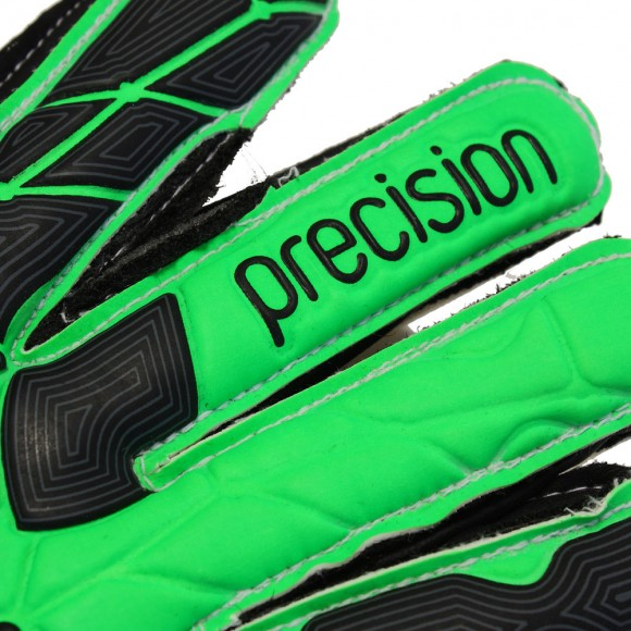 Precision Fusion_X.3D Flat Cut Finger Protect Goalkeeper Gloves