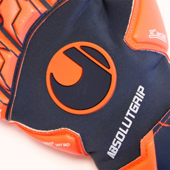 UHLSPORT NEXT LEVEL ABSOLUTGRIP REFLEX Goalkeeper Gloves