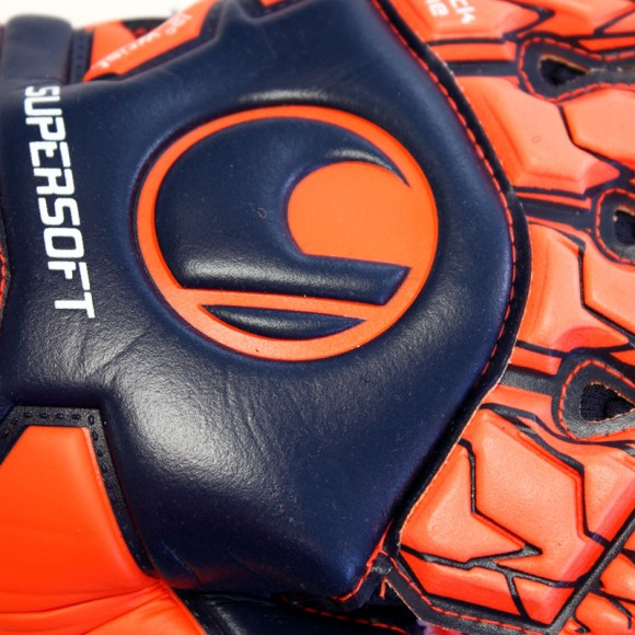 UHLSPORT NEXT LEVEL SUPERSOFT Goalkeeper Gloves
