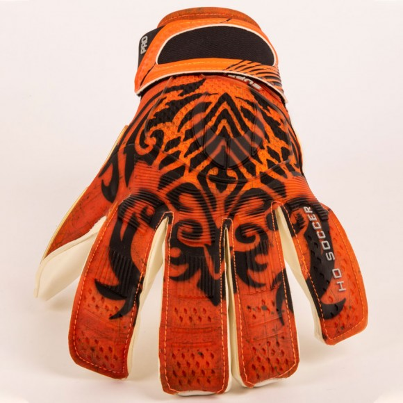 HO SOCCER SUPREMO PRO II TOTEM ROLL/NEG JUNIOR Goalkeeper Gloves