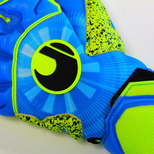 UHLSPORT RADAR CONTROL SUPERGRIP HN Goalkeeper Gloves