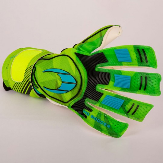 510743J HO SSG SUPREMO 11 ROLL/NEGATIVE JUNIOR Goalkeeper Gloves