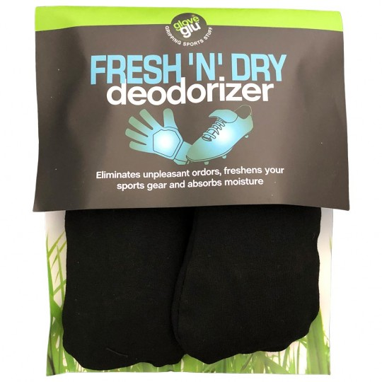 gloveglu FRESH N DRY Goalkeeper Glove deodorizer