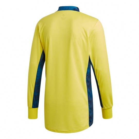 adidas ADIPRO 20 GoalKeeper Jersey Junior shock yellow/team navy blue