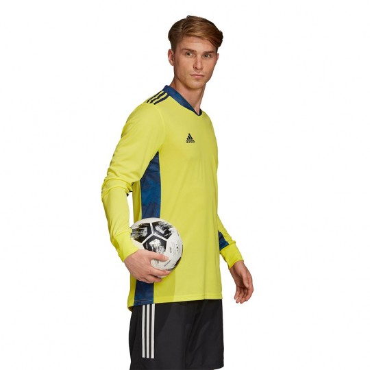 adidas ADIPRO 20 GoalKeeper Jersey shock yellow/team navy blue