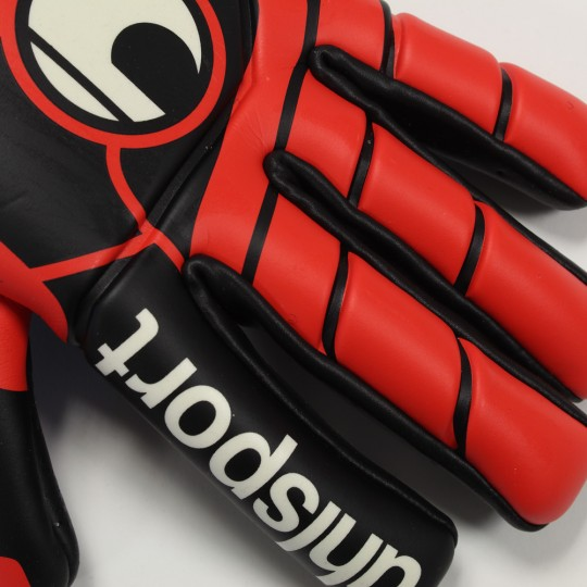 UHLSPORT RETRO FANGMASCHINE SUPERGRIP HN Goalkeeper Gloves