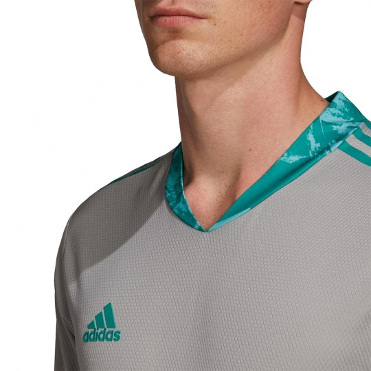 adidas ADIPRO 20 GoalKeeper Jersey Junior team mid grey/glory green