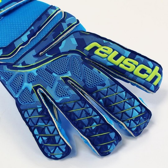 Reusch Attrakt AX2 Evolution Goalkeeper Gloves