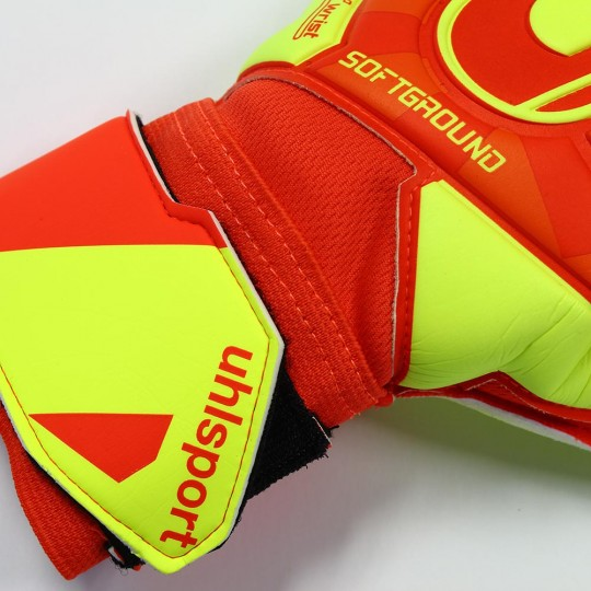UHLSPORT DYNAMIC IMPULSE SUPERSOFT Goalkeeper Gloves