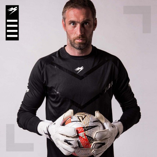 Kaliaaer XLR8AER PWR LITE XTENSION CUT Allan McGregor Goalkeeper Glove