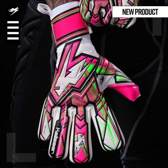 Kaliaaer ANNIHL8AER Negative Cut Junior Goalkeeper Gloves