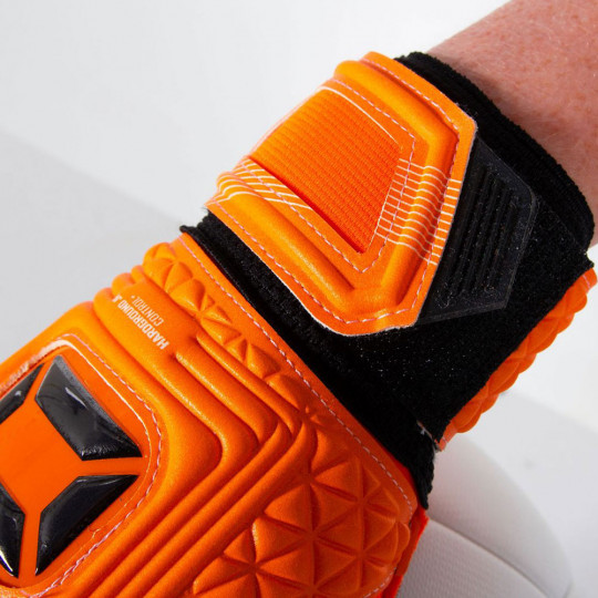 Stanno HardGround Junior Goalkeeper Gloves Orange