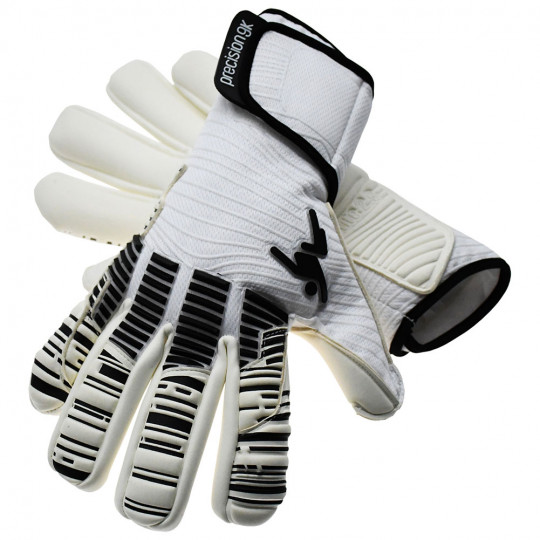 Precision GK Elite 2.0 Giga Junior Goalkeeper Gloves White/Black