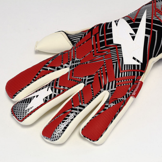 Kaliaaer PWRLITE ABSORTIO Neg Junior Goalkeeper Gloves red
