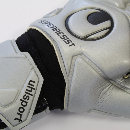 UHLSPORT RESIST HN PRO JUNIOR #249 Goalkeeper Gloves silver