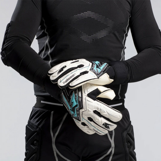 Kaliaaer ELIMN8AER Hybrid Junior Goalkeeper Gloves