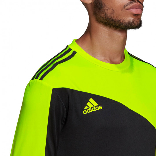 GN5794 adidas SQUAD 21 GoalKeeper Jersey JUNIOR solar yellow/black