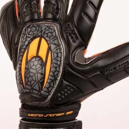 HO SOCCER SENTINEL KONTAKT EVO ROLL UK SMU JUNIOR Goalkeeper Gloves