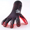 AB1 UNDICI GALLATICO SMARTFIT JUNIOR Goalkeeper Gloves Black